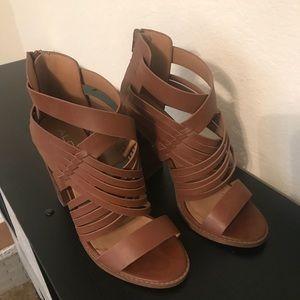 Aldo Chunky Heels
